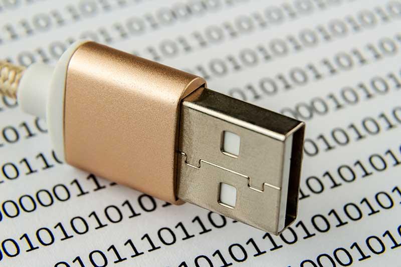 USB-CloseUp