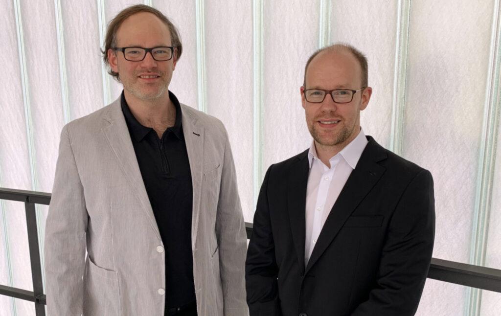 Herr Seeliger und Herr Bagus